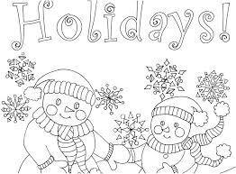 Disney Christmas Coloring Pages To Print Free Tree For Toddlers
