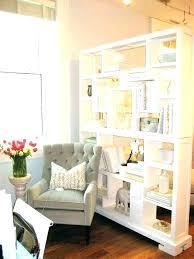 cardboard room divider wall ideas freestanding bookcase living diy cardboar