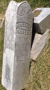 Rebecka Elma Haley Colley (1869-1912) - Find A Grave Memorial