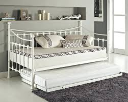 White Metal Double Bed Frame Ebay Ikea Argos. Ikea White Metal Daybed Frame Double  Bed Super King. White Metal Double Bed Frame Ikea Florence With Crystal ...