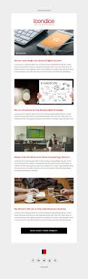 html5 newsletter template. Minimalist Email Newsletter Template PSD HTML Free HTML5 Templates