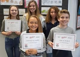 High on life: Videos showcase Craig Middle School students' drug-free  dedication for Red Ribbon Week | CraigDailyPress.com
