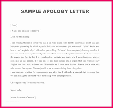 Letter Of Personal Apology Classy Apology Examples Apology Letter For Mistake Ambfaizelismail