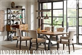 industrial kitchen table furniture. Exellent Table 2160623industrialloft66dining970jpg In Industrial Kitchen Table Furniture