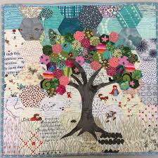So pretty. What great potential for using a variety of fabrics ... & Mini quilts Adamdwight.com