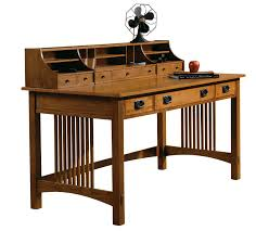 arts crafts home office. Full Size Of Hekman Home Office Arts Crafts Writing Desk Deck And