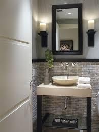 Bathroom Design Pictures Remodel Decor And Ideas Bathroom Powder Room Design Decor Small Modern Half Bathroom 2