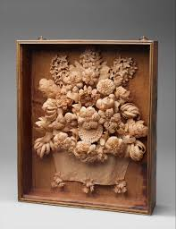 Myra Bates (Willcutt) | Quillwork Shadowbox | American | The Metropolitan  Museum of Art