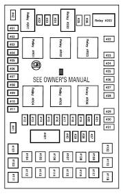 2006 f150 fuse box diagram 2006 f150 fuse box diagram