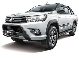 UMW Toyota Introduces 3 Hilux 2.4G Variants; One Is Limited ...