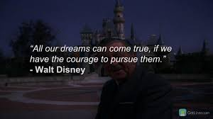 Disney Quotes About Dreams Fascinating Top 48 Walt Disney Quotes On Imagination HIGHLIGHT Medium