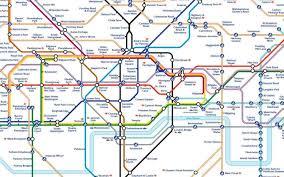 london map explained