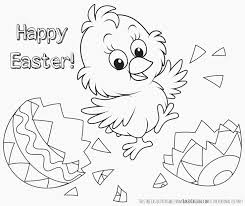 Free Easter Coloring Page Telematik Institutorg