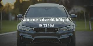 Guide To License Dealers A Full Getting Va In Rdw66H