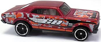Nova 1968 – 74mm – 2004   Hot Wheels Newsletter