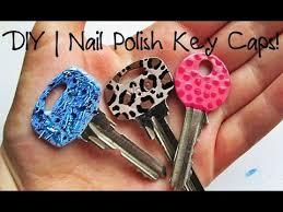 DIY | Nail Polish Key Caps!