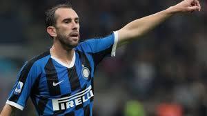 Photo - Ex-Inter Defender Diego Godin Congratulates Nerazzurri For Winning  Serie A Title