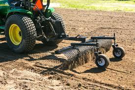 york rake for atv. tine rake - tractor landscape abi york for atv
