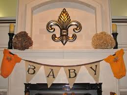 183 Best Burlap Baby Shower Images On Pinterest  Centerpieces Baby Shower Burlap Banner