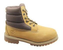 Timberland 6 Inch Kids Quilt Boots Youths Juniors Wheat Brown ... & Image is loading Timberland-6-Inch-Kids-Quilt-Boots-Youths-Juniors- Adamdwight.com