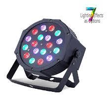 Dj Led Par Light Amazon Com Led Par Light Nurxiovo 1pcs Dmx Stage Lights Led