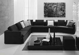 black furniture decor. Modern Living Room Black Furniture Awesome Livingroom And White Decor Ideas For Rooms T