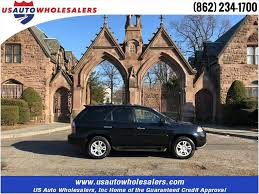 of used 2006 acura mdx 4dr suv at touring res w navi in newark nj