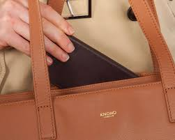 this tote bag is perfect for women who carry their laptops to and from work business insider