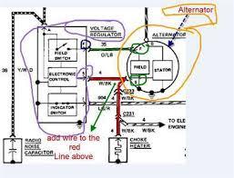 mustang alternator wiring image wiring diagram alternator wiring diagram 93 f 150 lightning alternator auto on 94 mustang alternator wiring