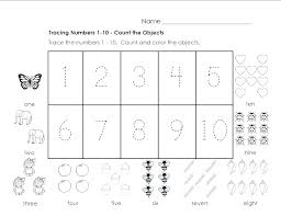 number tracing worksheets pdf