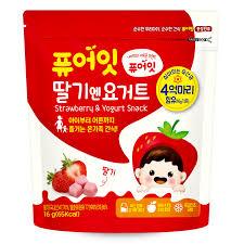 Sữa chua khô cho bé Naebro vị dâu - Kidsplaza.vn