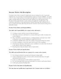 Job Responsibilities Resume Essays College Sales Associate Resume ...