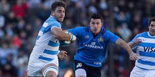 argentina do enough to defeat italy in santa fe