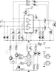Simple wiring diagram best of 5 3w lifier with surround system hubby project