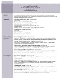 Do You Put References On A Resume Fine Things To Put On A Resume For Experience Gallery Example 72