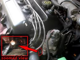 replacing engine coolant temperature sensor ects 1998 saturn location of ects