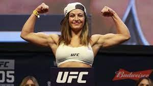 Former UFC champ Miesha Tate coming out ...