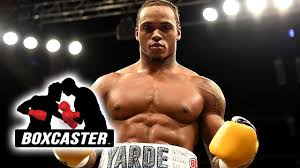 Boxer Light Anthony Yarde Future Light Heavyweight King Boxing Highlights Boxcaster
