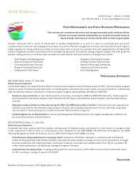sample public relations resume resume for public relations letsdeliver co