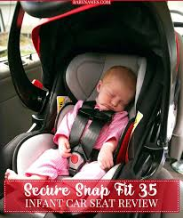 new infant car seat review baby trend secure snap fit blogs see what this veteran mom thinks of the covers for summer