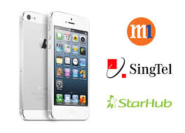 apple iphone 5 price. likewise, the three singapore telcos, namely singtel, m1 and starhub, have also announced pricing of iphone 5 when customers sign up for a 2-year apple iphone price