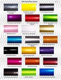 Car Colour Codes Chart Car Colour Code Wiring Diagrams