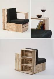 extra diy bookcase chair with materials
