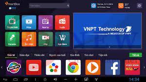 VNPT SmartBox 2 - Nhanh gấp 4 lần, giá không đổi