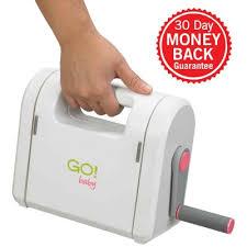 Accuquilt GO! Baby Fabric Cutter Starter Set   Fabric Cutting Machine & Baby Fabric Cutter ... Adamdwight.com