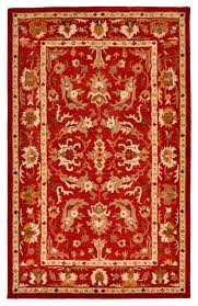liora manne petra konya indoor rug red 24 x 48 1 2 rd traditional area rugs by sugar tots llc