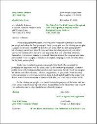 L R Letter Format Letter Resume