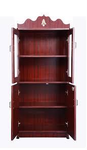 God Mandir Designs Buy Hudsons Pooja Cabinet Pooja Mandir Home Mandir With