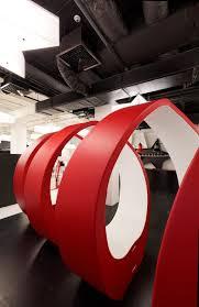 Image Burnett Office Archilovers Leo Burnett Moscow Nefa Architects