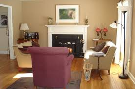 furniture placement in a small living room